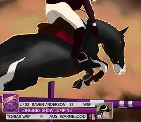 Longines Show Jumping - II