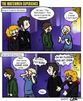 The Watchmen -SPOILER WARNING- by MasterRambler