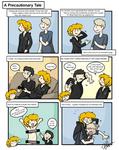 A Precautionary Tale by MasterRambler