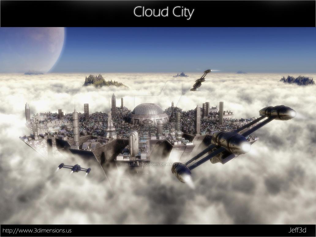 Cloud city by jfliesenborghs