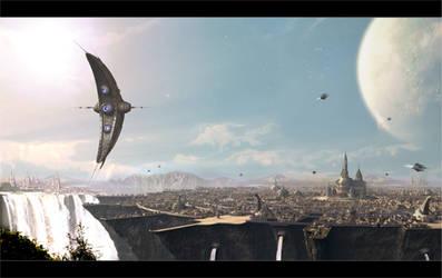Lost City IV by jfliesenborghs