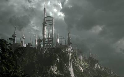 Skyscraper Mountain