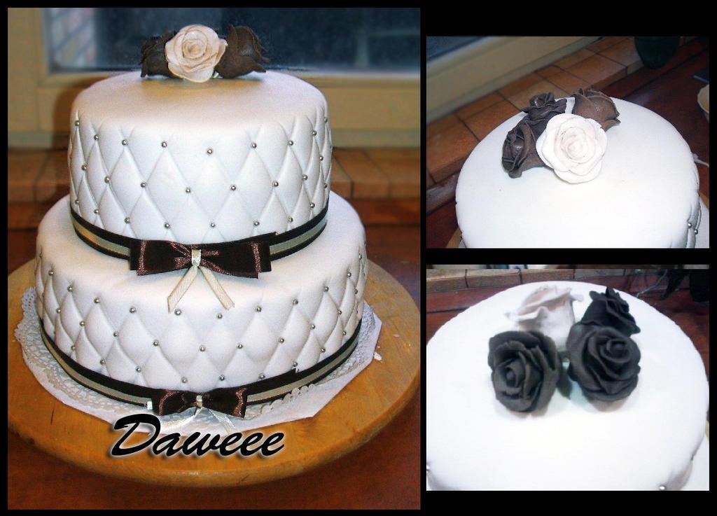 40th Birthday cake by Daweee on DeviantArt