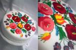 Kalocsa Cake