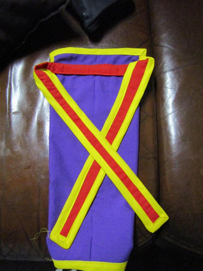 Sleeves Minus Cross by MysticDragon900