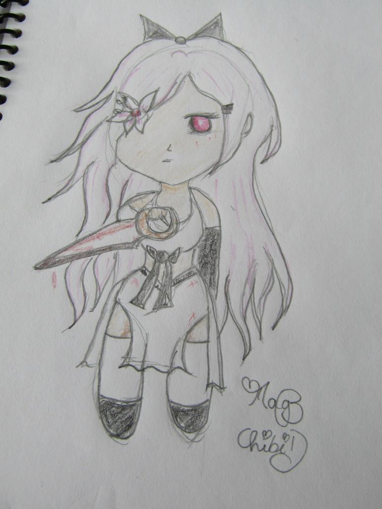 Zero Chibi by MysticDragon900