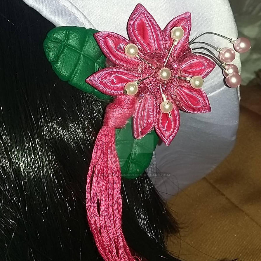 Sakura Hairclip by MysticDragon900