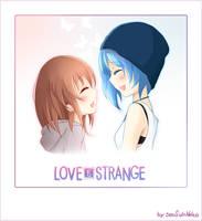 LOVE IS STRANGE #Pricefield by RosaManeki