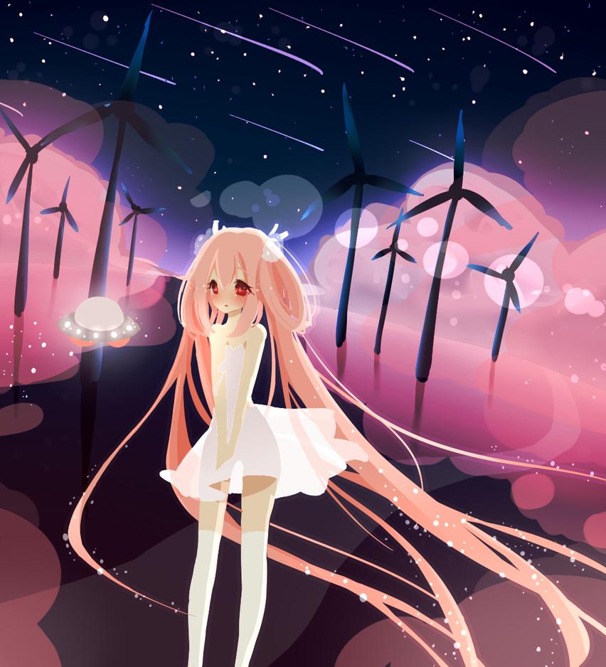 UFO by RosaManeki
