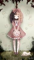 Unwanted Doll by RosaManeki