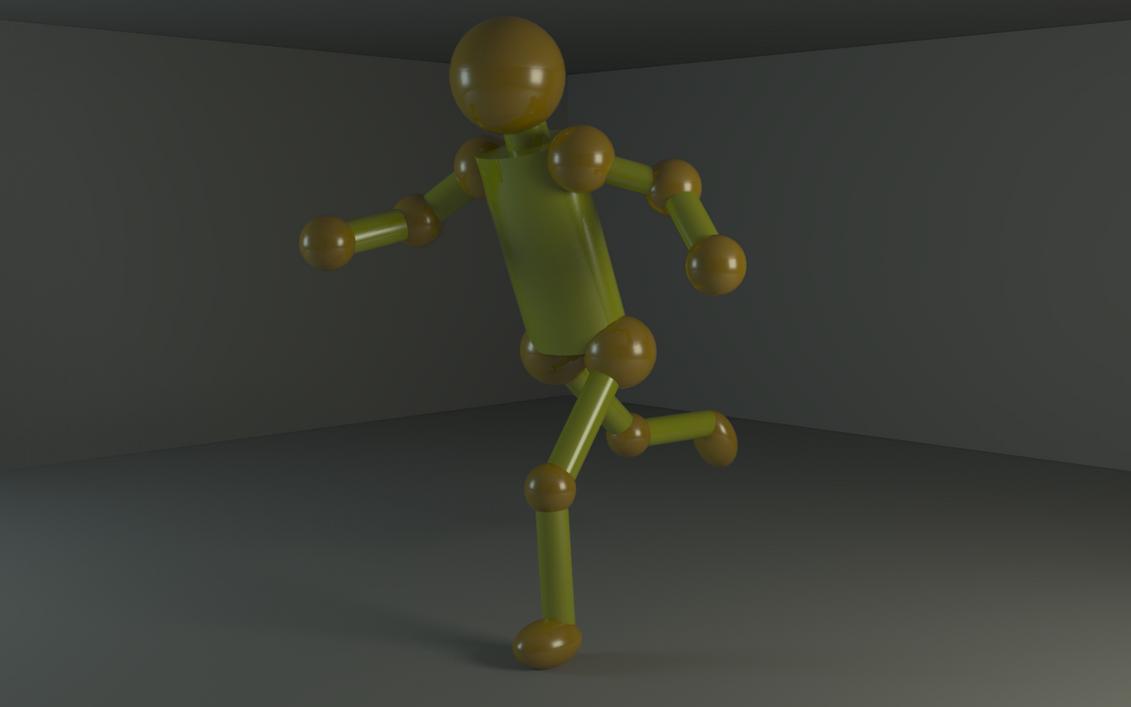 Ballman by Zyxakarene