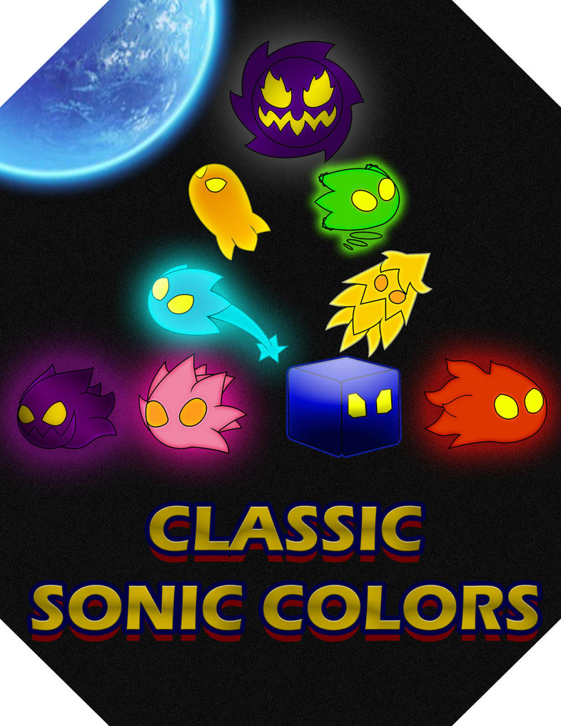 Classic Sonic Colors by WingedKnight7 on DeviantArt