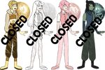 [CLOSED] Pearl Adoptables (reduced price)
