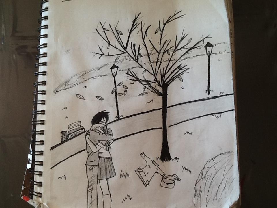 New Easy Depressing Drawings