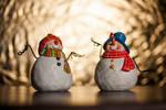 Snowmen with Joy