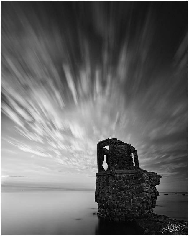 Across the Tides by NicolasAlexanderOtto