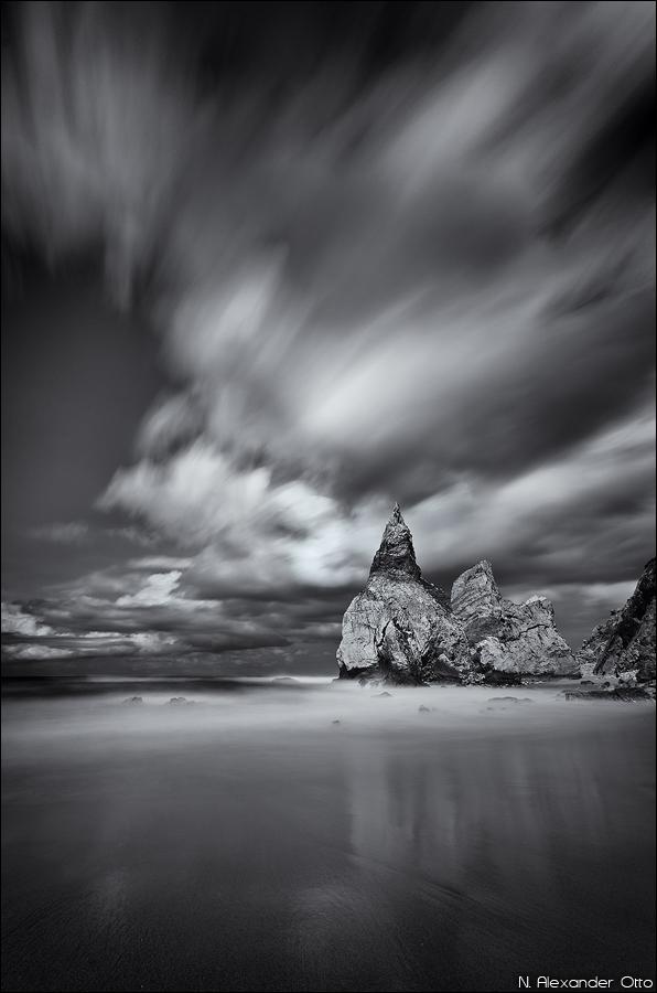 The Forsaken Beach by NicolasAlexanderOtto