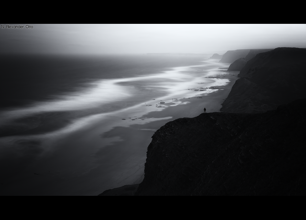 Upon Black Shorelines by NicolasAlexanderOtto
