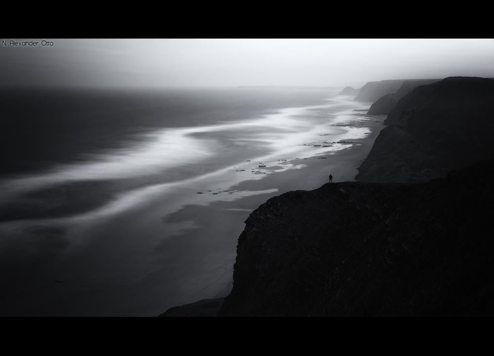 Upon Black Shorelines by NicolasAlexanderOtto