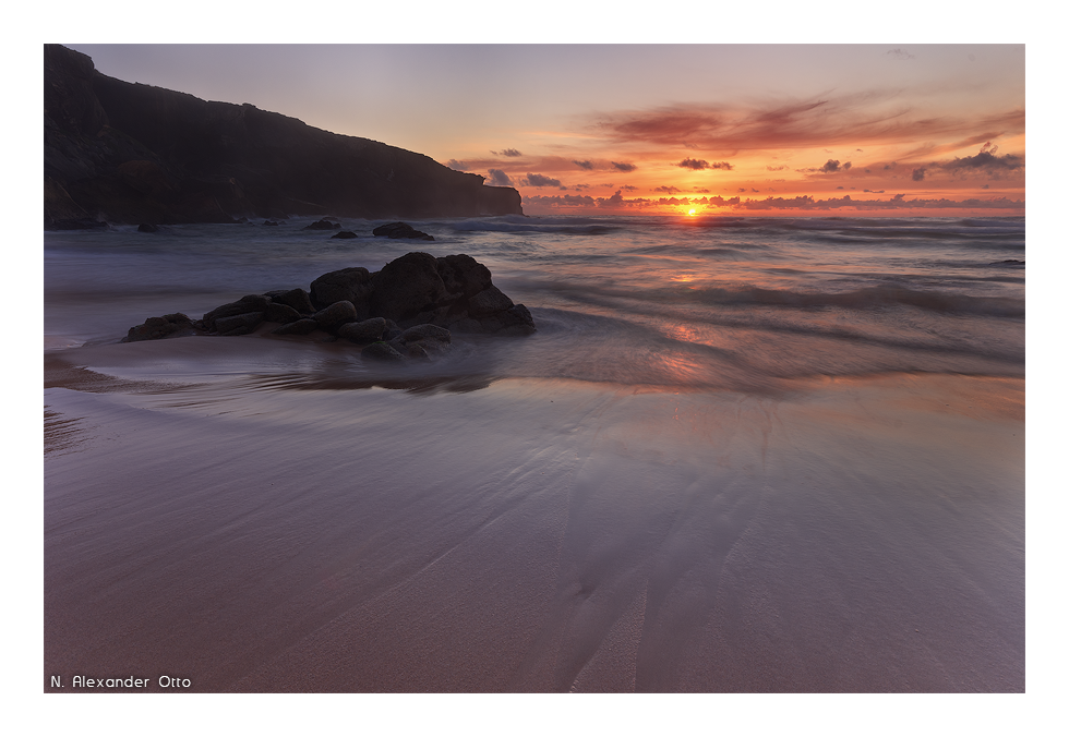Malhao Beach I by NicolasAlexanderOtto