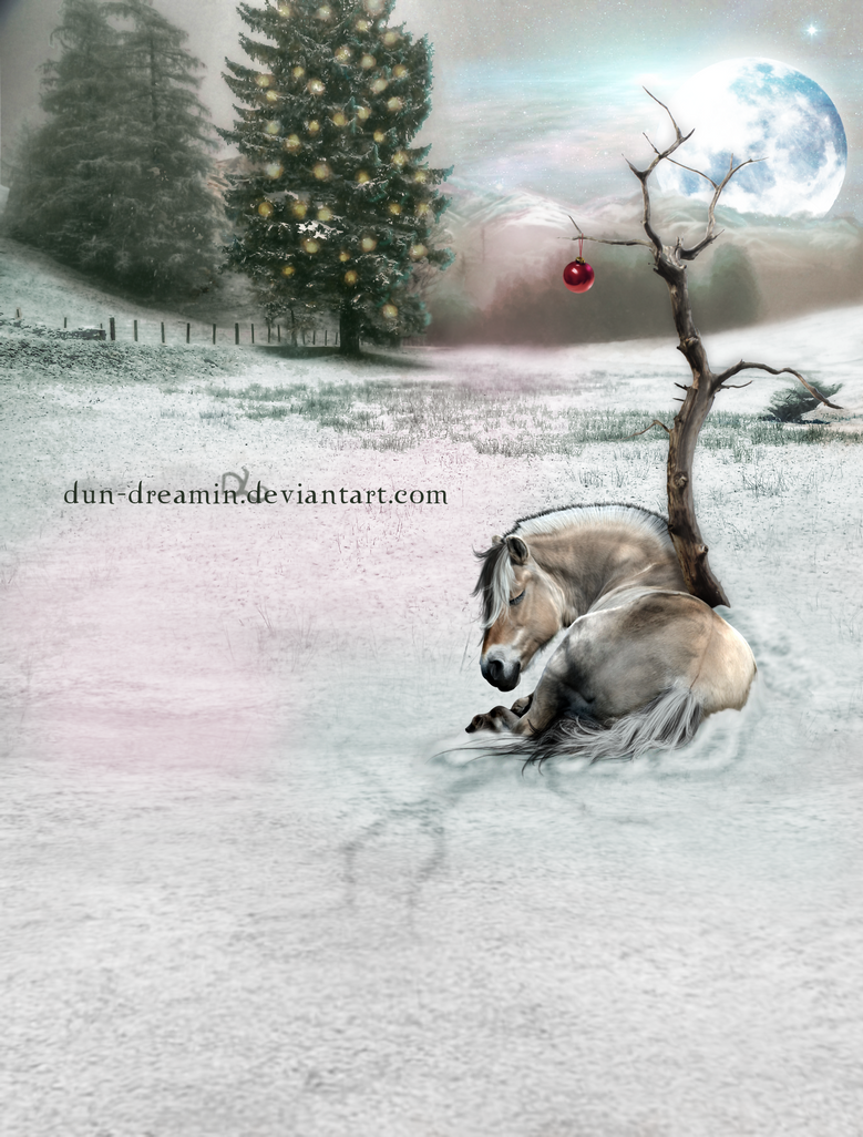 Dreaming of a white Christmas by Dun-Dreamin