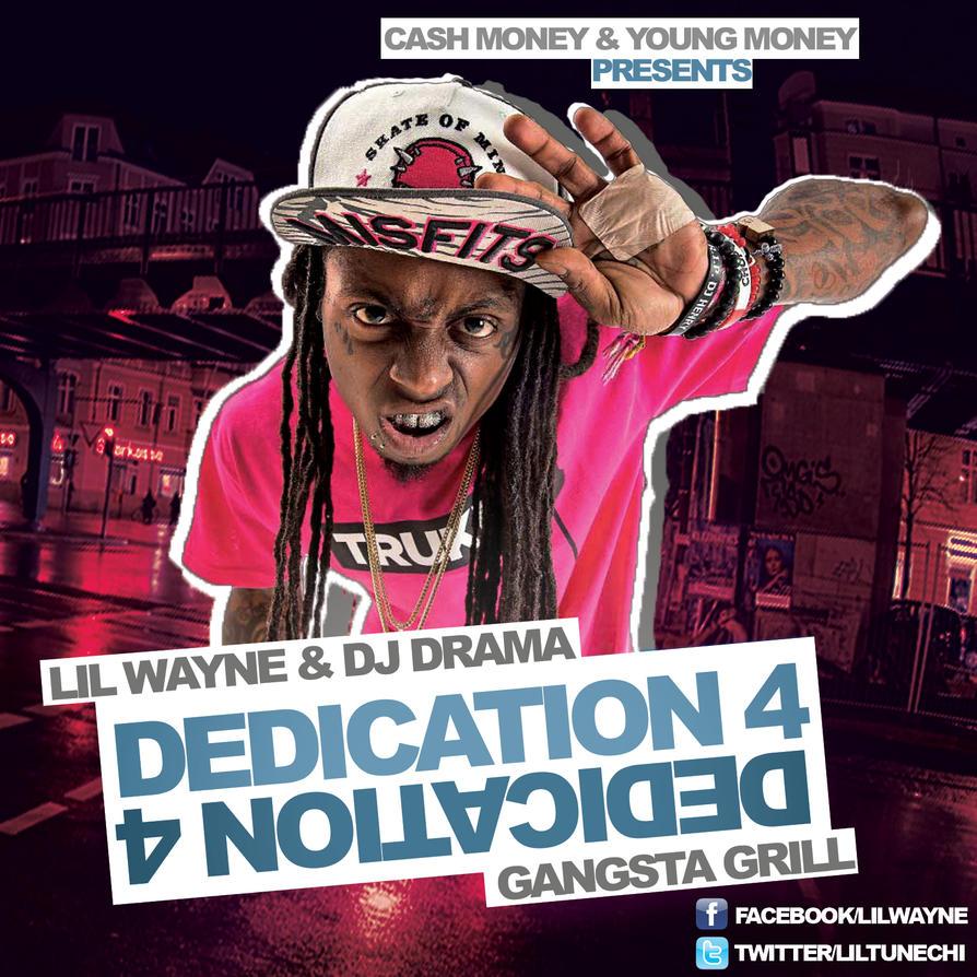 Lil Wayne Mixtape Album By Smitty246