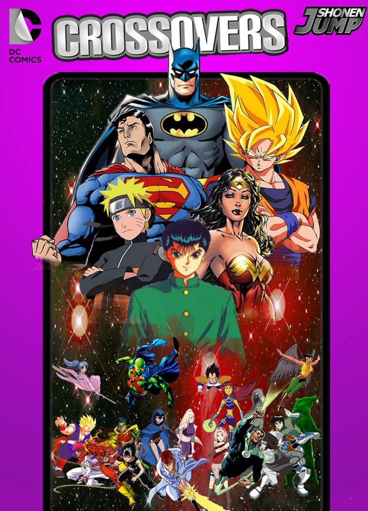 DC/Shonen Jump Crossover Classics by vsking123 on DeviantArt
