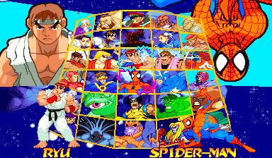 742) Marvel Super Heroes vs Street Fighter (Apk) ~ Andronautico
