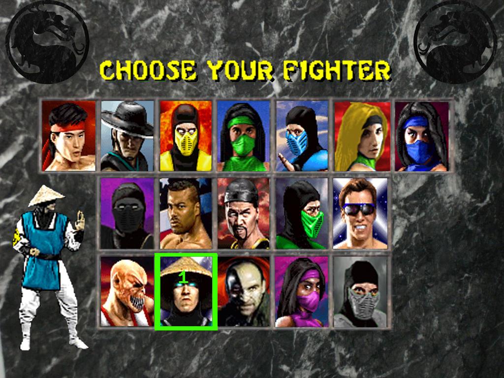 Image Result For Choose Your Fighter Mortal