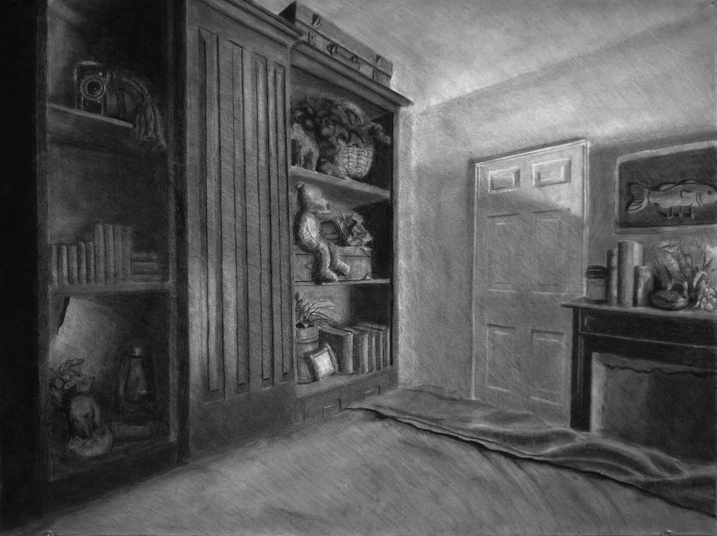 Bedroom by subtlePixel