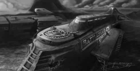Battlestar Federation Chronicle One v3