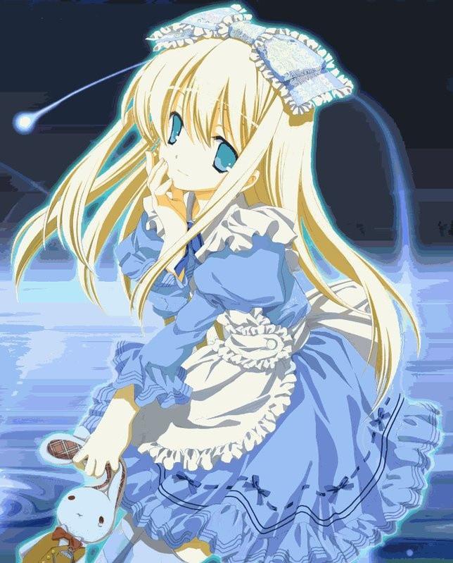 Anime Alice In Wonderland by ANIMEandMANGAcorner on DeviantArt