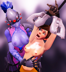 WidowTracer - Widow's Toy 7 by Its-HENTAI-me