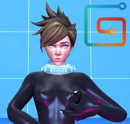 Wallpapers - Hypno Doll Tracer Set 1 ($0.99) by CountTracula