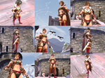Wallpapers - Warrior Tracer ($1.49) by Its-HENTAI-me