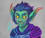 Skitter- Goblin Rogue