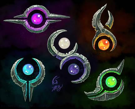 Magic Symbols of Clyssus
