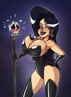 The Dark Queen by Phazyn