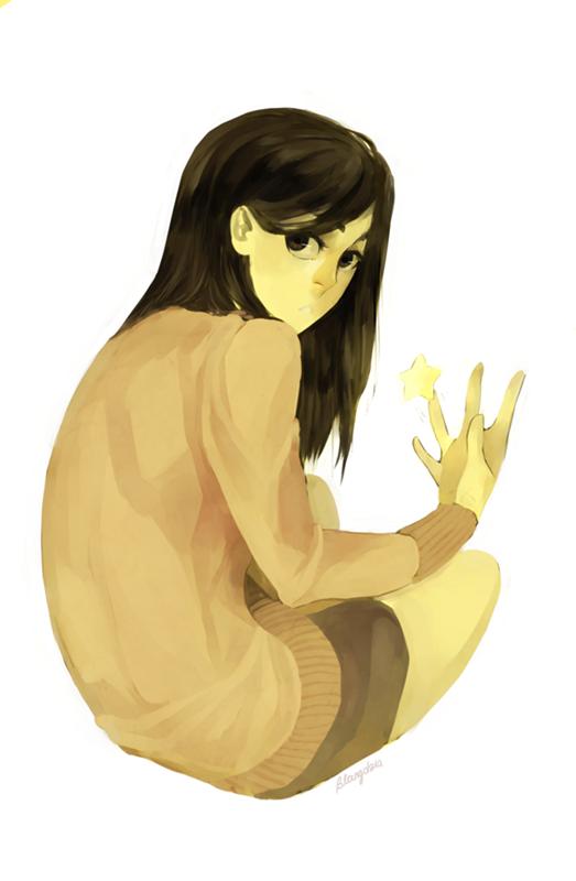 Yellow by Blangdzia