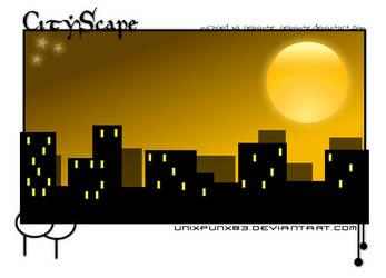 CityScape by UnixPunx83