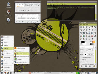 Ubuntu Dapper Beta by UnixPunx83