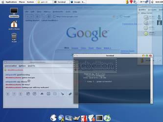 Screenshot - Jan. 2007 by UnixPunx83