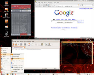 Ubuntu screenshot - 3-1-07 by UnixPunx83
