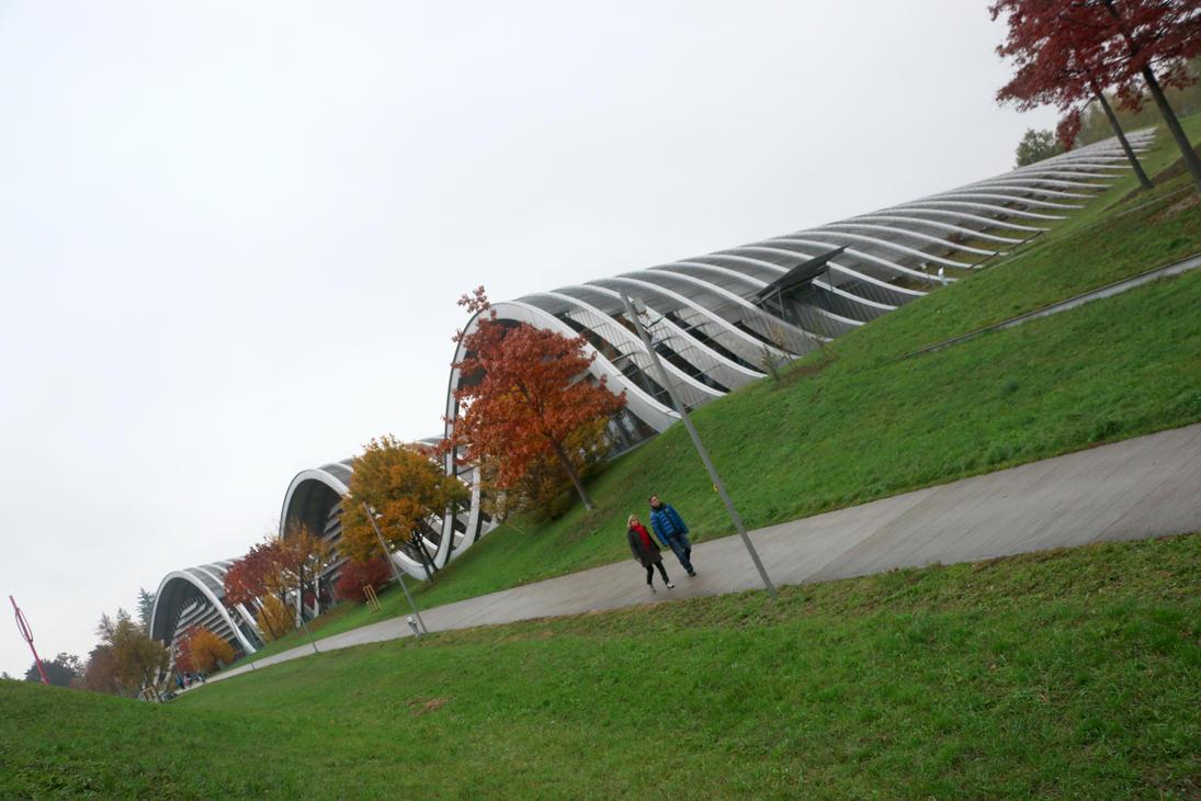 Zentrum Paul Klee - Bern by nedaaa