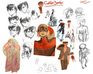 [Nuzlocke] CoffeeDealer Dump by RitsuSoul