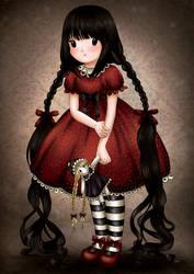 Little Girl by kktty