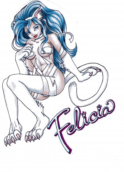 Felicia by HellsBells1388