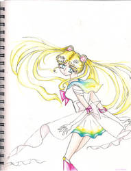 Super Sailor Moon Twirl