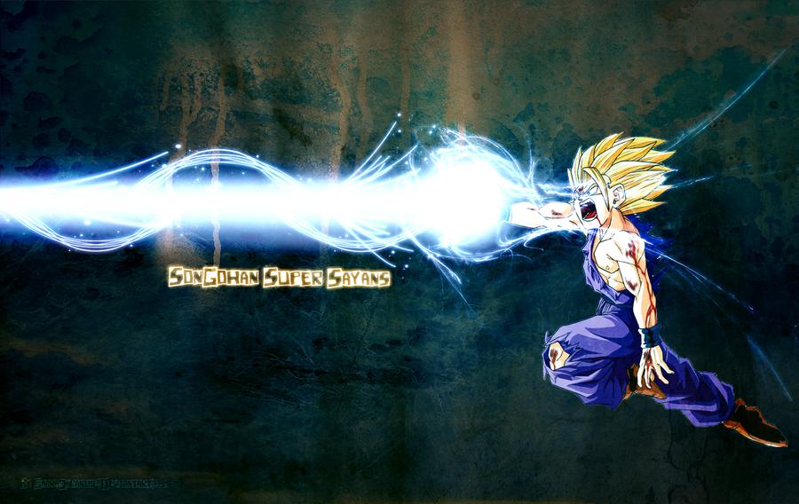 Gohan Super sayans by GaaraJapanime on DeviantArt
