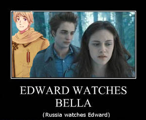 Russia Watches Edward